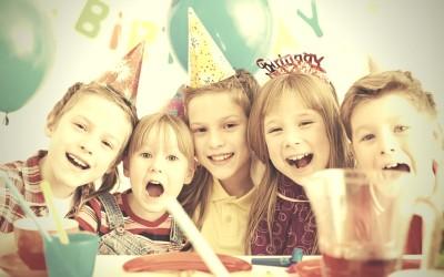 Children's Birthday Party Idea