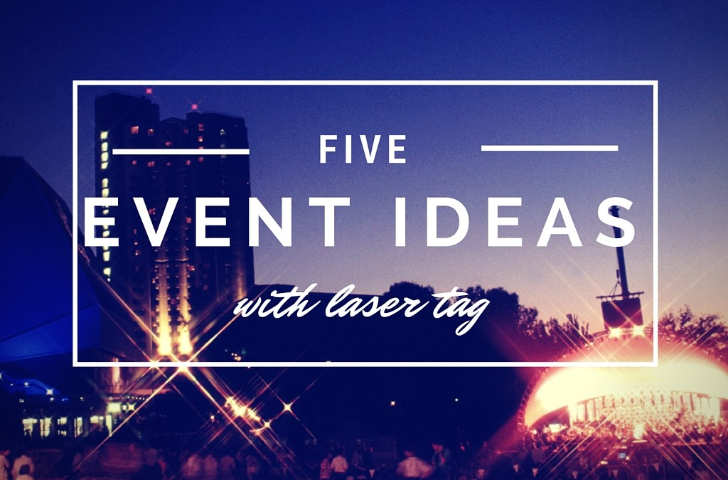5 Events That You Can Host With Laser Tag Source