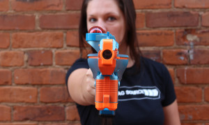 Phoenix Laser Tagger