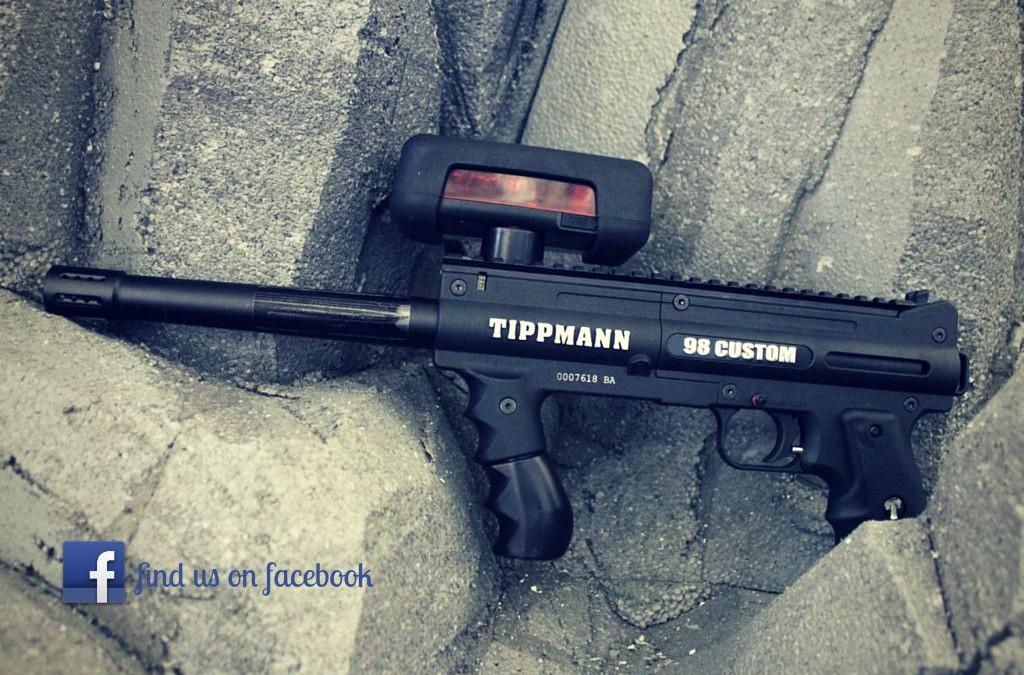 Laser Tag Facebook Spotlight!