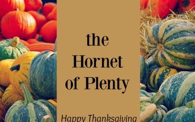 The Hornet of Plenty