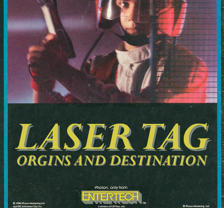 Laser Tag: Origins and Destination