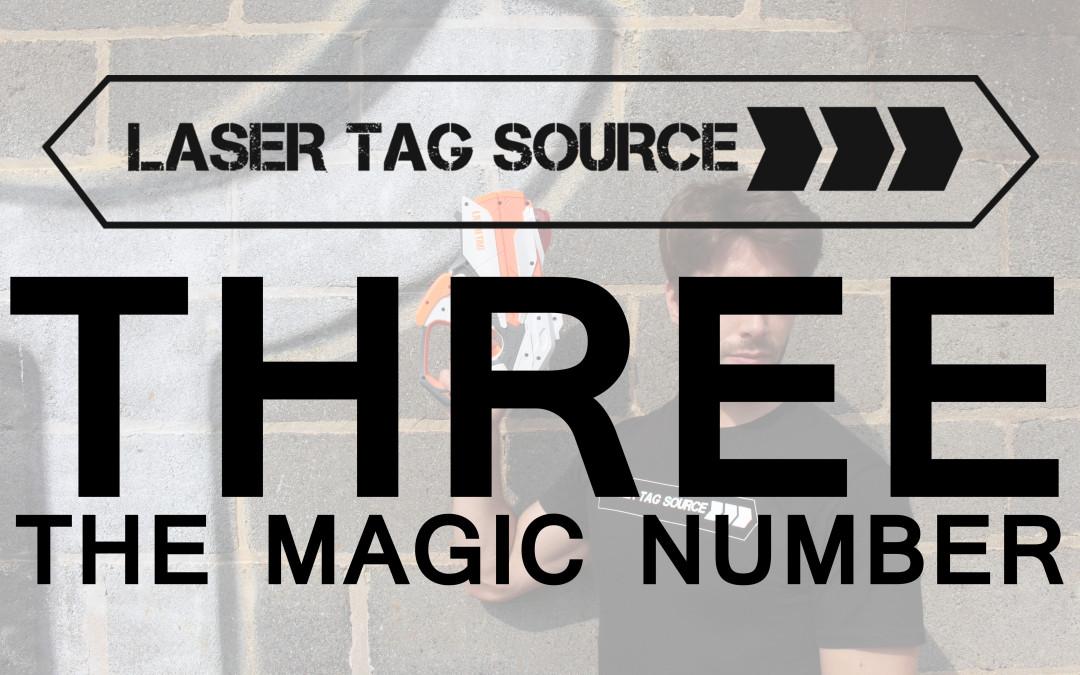 Three, The Magic Number
