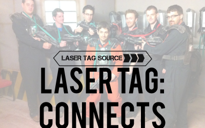 Laser Tag Connects