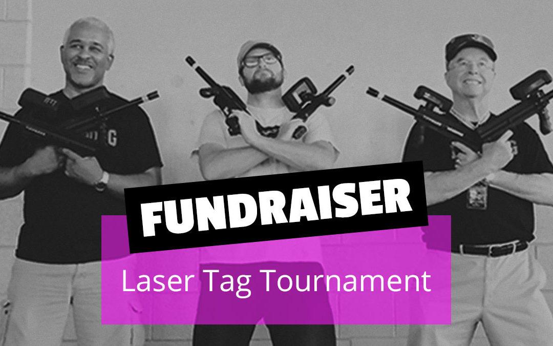 Dance Lynchburg's Laser Tag Tournament Fundraiser