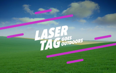 Laser Tag on your Turf: Outdoors or In, Day or Night!