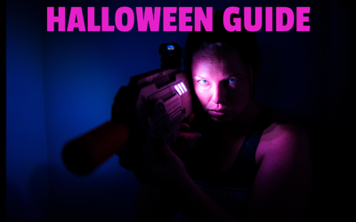 Guide to a Halloween Laser Skirmish