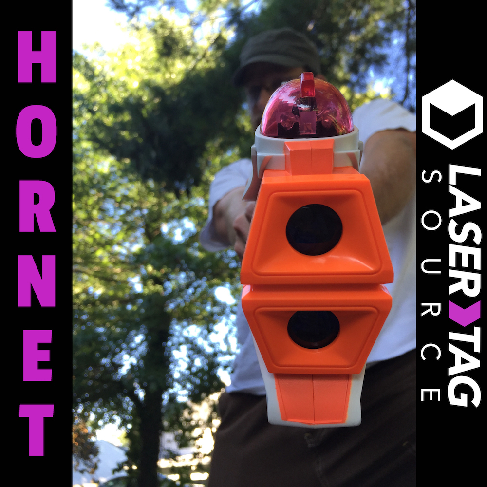 hornet laser tag for holloween