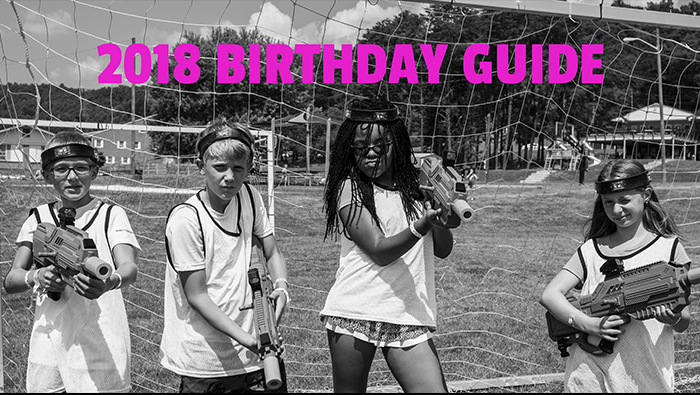 How to Rock a 2018 Birthday Bash