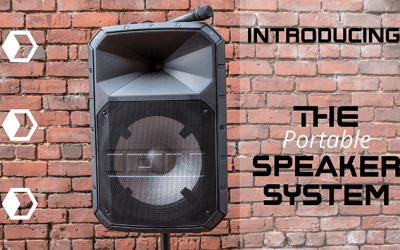 Introducing: The Portable Speaker System