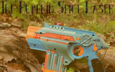 Introducing The Pumpkin Spice Laser