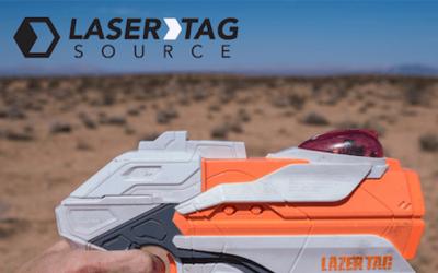 Laser Tag Source Goes West