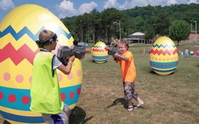 The Best Kind of Easter Egg Hunt