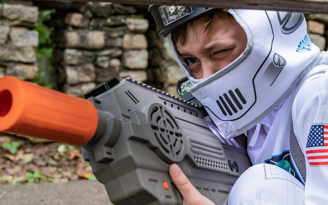 Best Themed Laser Tag Parties
